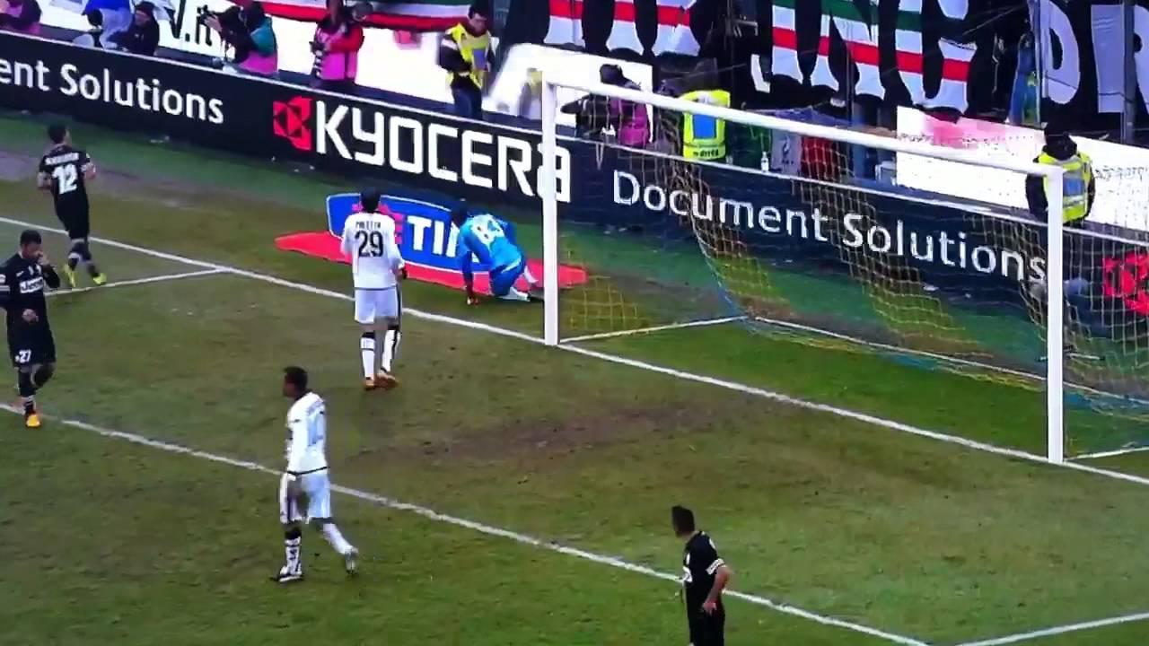 Parma 1-1 Juventus 2012-2013 SKY HD - YouTube