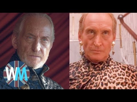 Top 10 Surprising Roles by Game of Thrones Actors