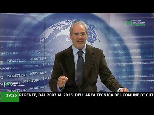 InfoStudio il telegiornale della Calabria notizie e approfondimenti - 17 Gennaio 2020 ore 19.15