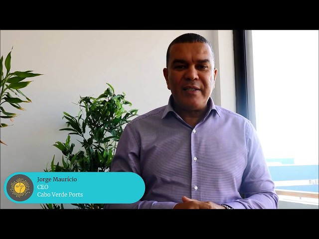 MedCruise member Jorge Mauricio, CEO at Cabo Verde Ports