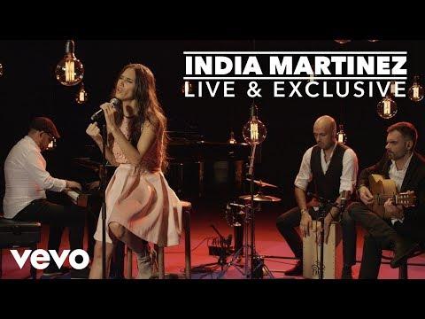 India Martinez - Te Cuento Un Secreto (Vevo Presents)