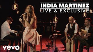 india martinez te cuento un secreto vevo presents