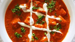 how to make paneer makhani