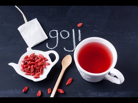 Tea From Goji Berries Recipes For Weight Loss Detox How To Make Goji Berrie Tea