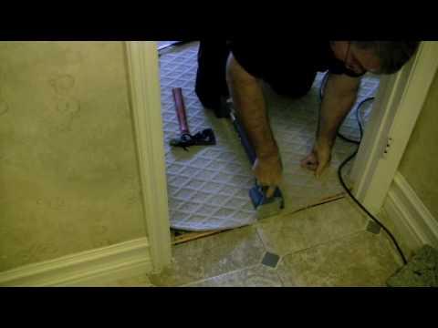 Carpet To Tile Transition A Creativecarpetrepair Com