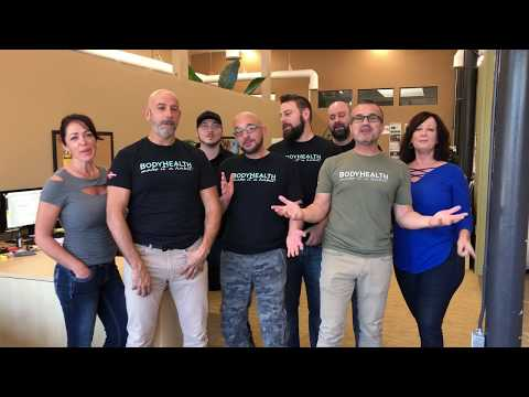It's BodyHealth's 18th Year In Business - 18 Years For Us - $18 Free For You