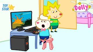 Dolly e amigos 🚀 Jogo Viciante 🚀 Dolly Desenho animado para crianças