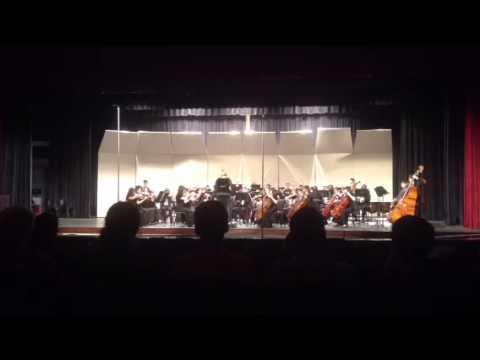 Travis HS Symphony Orchestra