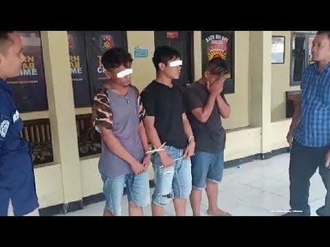 Siswi SMP Umur 13 Tahun Diperkosa Bergantian di Tepi Sungai setelah Dipaksa Minum Ciu Rp20 Ribu Mp3