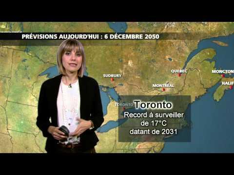 Le Bulletin Météo Du 6 Décembre 2050