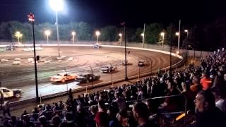 Sycamore Speedway 25 Lapper 07/24/2015