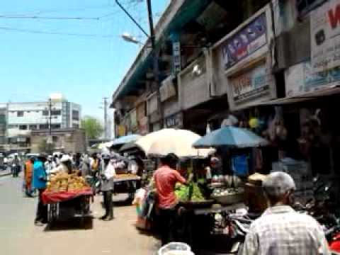 Patan City Bazaar