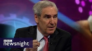 Michael Ignatieff on globalisation, Brexit and Trump - BBC Newsnight