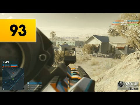 BATTLEFIELD HARDLINE (XB1) - RTMR - Multiplayer Gameplay #93 - CANTED RED DOT SIGHT!