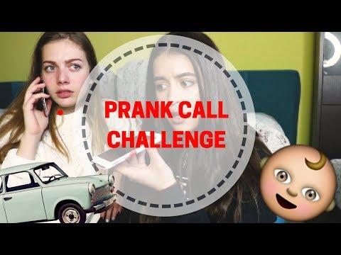 Казах на майка ми, че съм бременна../PRANK CALL CHALLENGE