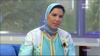 Hanane Bennani sur MBC - Sabah Al Khair Ya Arab