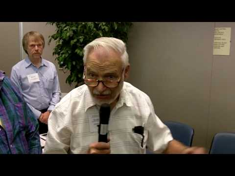 Dr. John V. Milewski: Growing Gold from Glass in a Microwave - Part 1