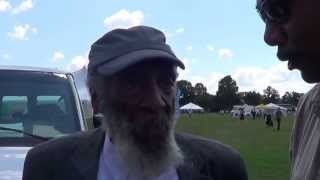 The 50th Anniversary March on Washington with Dick Gregory