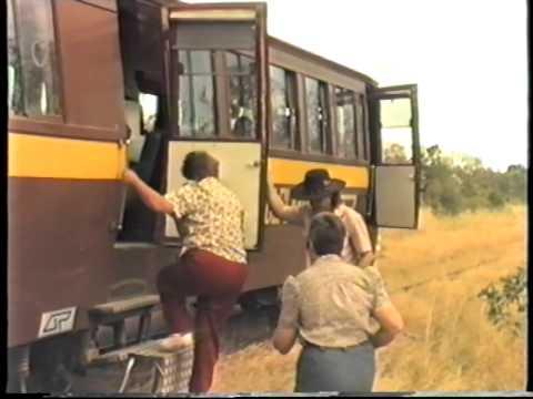 Train Enthusiast's Video Diary 1995-08-02