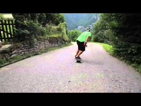 Downhill Skating in Europe