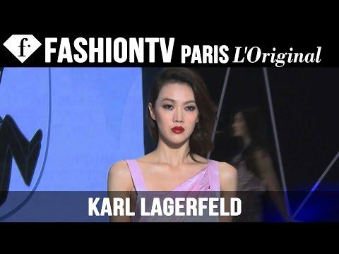Karl Lagerfeld Fashion Show in China | FashionTV