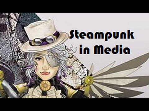Steampunk in Media Panel - Starfest 2016