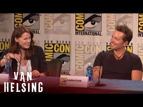 VAN HELSING | Full Comic-Con Panel | SYFY