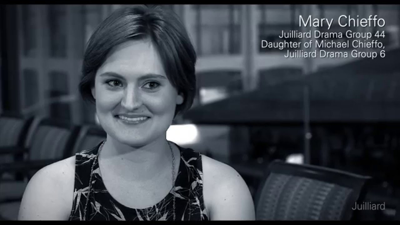 Juilliard Snapshot: Mary Chieffo on Finding Her Passion