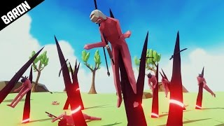 fighting the devil dark peasant massacre totally accurate battle simulator gameplay