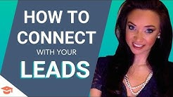 Sales Funnel: Connecting With Inbound Leads