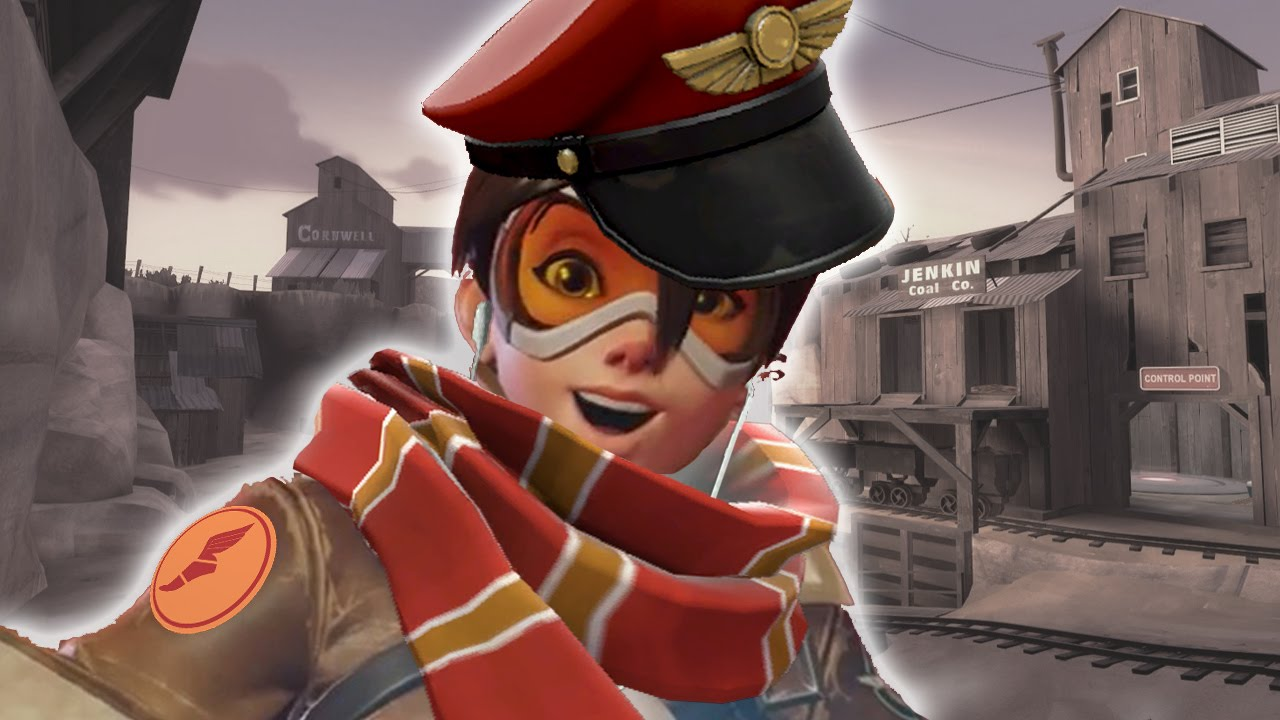Overwatch is TF2?? - People been asking my thoughts on Blizzard's Overwatch announcement. I think any game with a gun is basically the same game.