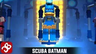 LEGO Batman Movie Game  - SCUBA BATMAN Walkthrough part 4 - iOS/Android