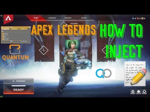 """HOW TO INJECT APEX LEGENDS CHEAT 