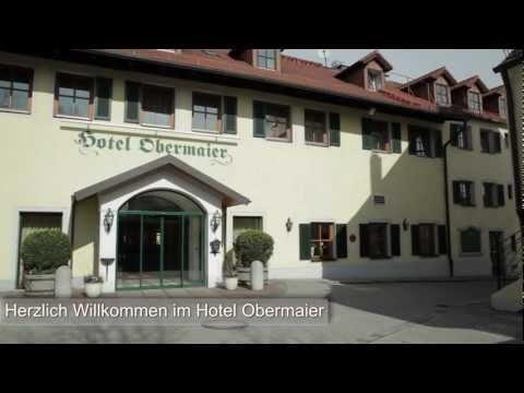 Hotel Obermaier München Nähe Messe - Hotelvideo Hotelfilm