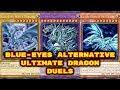 Yugioh - Blue Eyes Alternative Ultimate Dragon Duels (Deck Download in Description)