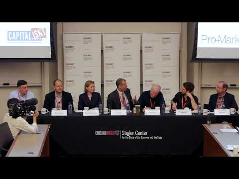 """ANTITRUST AND COMPETITION CONFERENCE Part 2 Day One Panel One """"The Rise of Digital Platforms"""""""