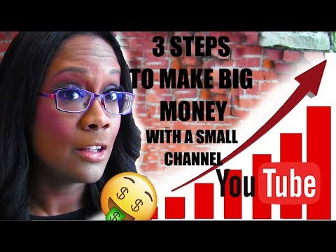 how to make money with a youtube channel