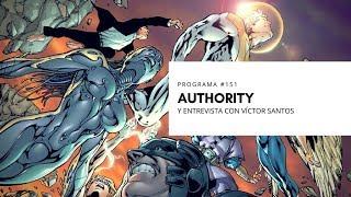 Authority, Aftershock y Víctor Santos