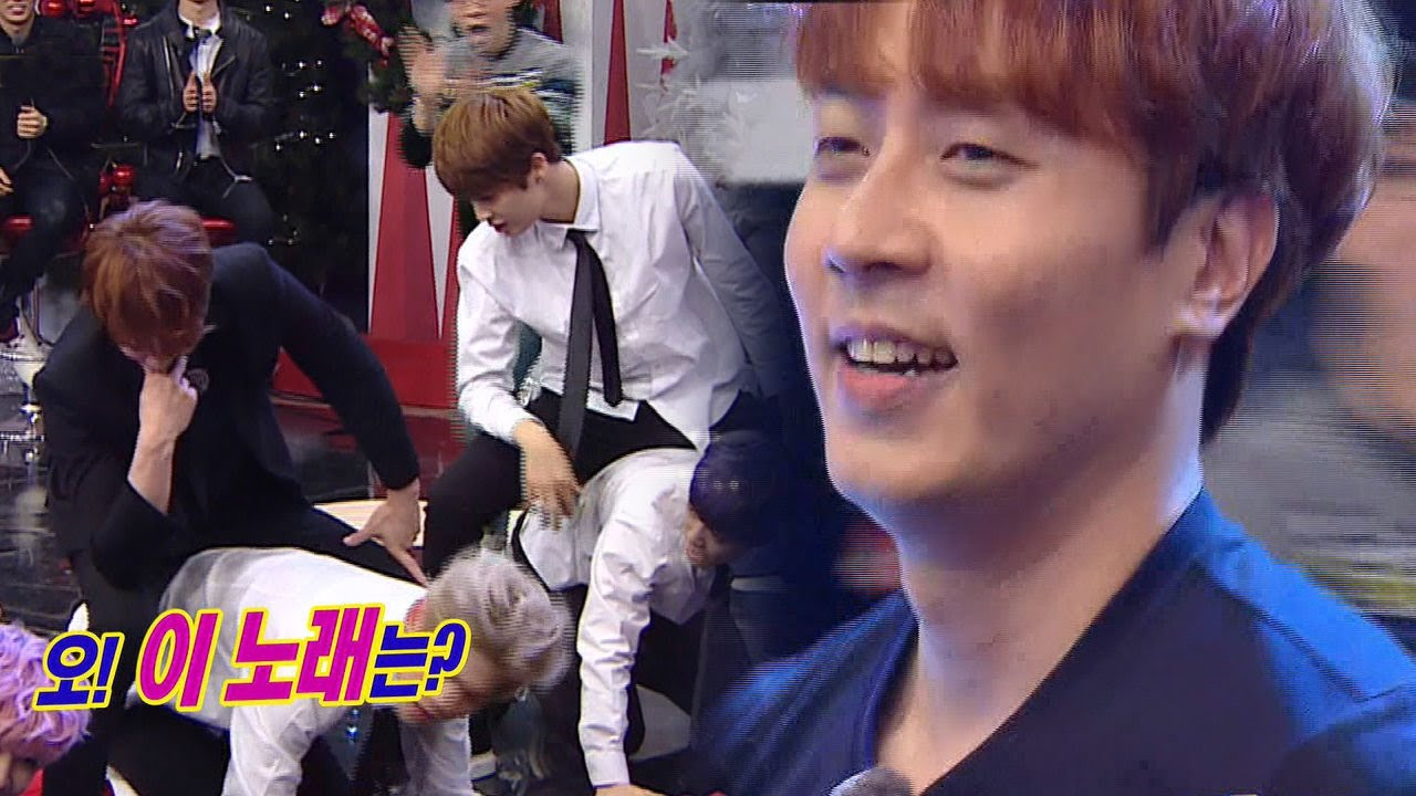 UP10TION make their first Running Man appearance