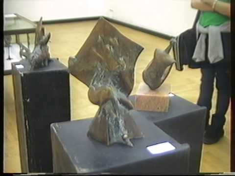 1998 Samvel Marutyan exhibition in Moscow