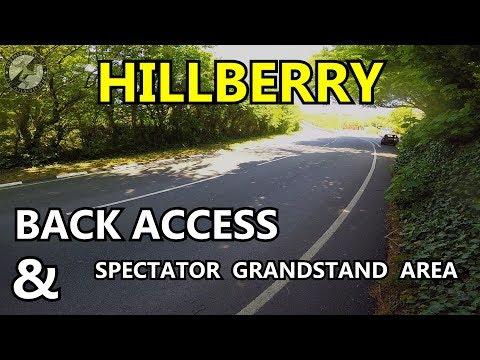 TT 2018 Spot Guide   Hillberry Access & Spectator Arenas