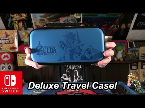 Nintendo Switch Travel Case Review!