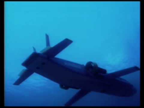 Graham Hawkes: Fly the seas on a submarine with wings