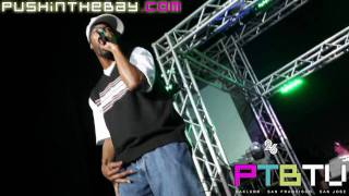"Andre Nickatina aka Dre Dog PTBTV LIVE! Performing ""Ayo For Yayo"" (HD, High Definition)"