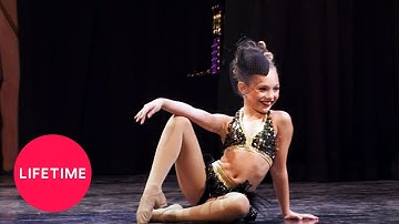 "Dance Moms: Maddie's ""Lights, Camera, Action"" Jazz Solo (Season 2 Flashback) | Lifetime"