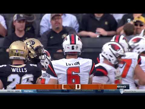 Oregon State Beavers - The Beavers revel in an end to that long road losing streak!