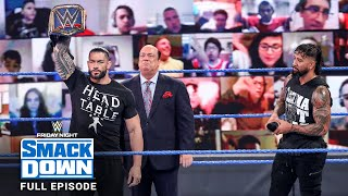 WWE SmackDown Full Episode, 27 November 2020