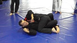Paul Deeter Half-guard sweep III. Muri BJJ