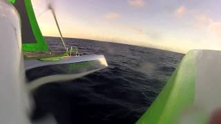 The Finish of the 2015 RORC Caribbean 600 from Team Phaedo's perspective