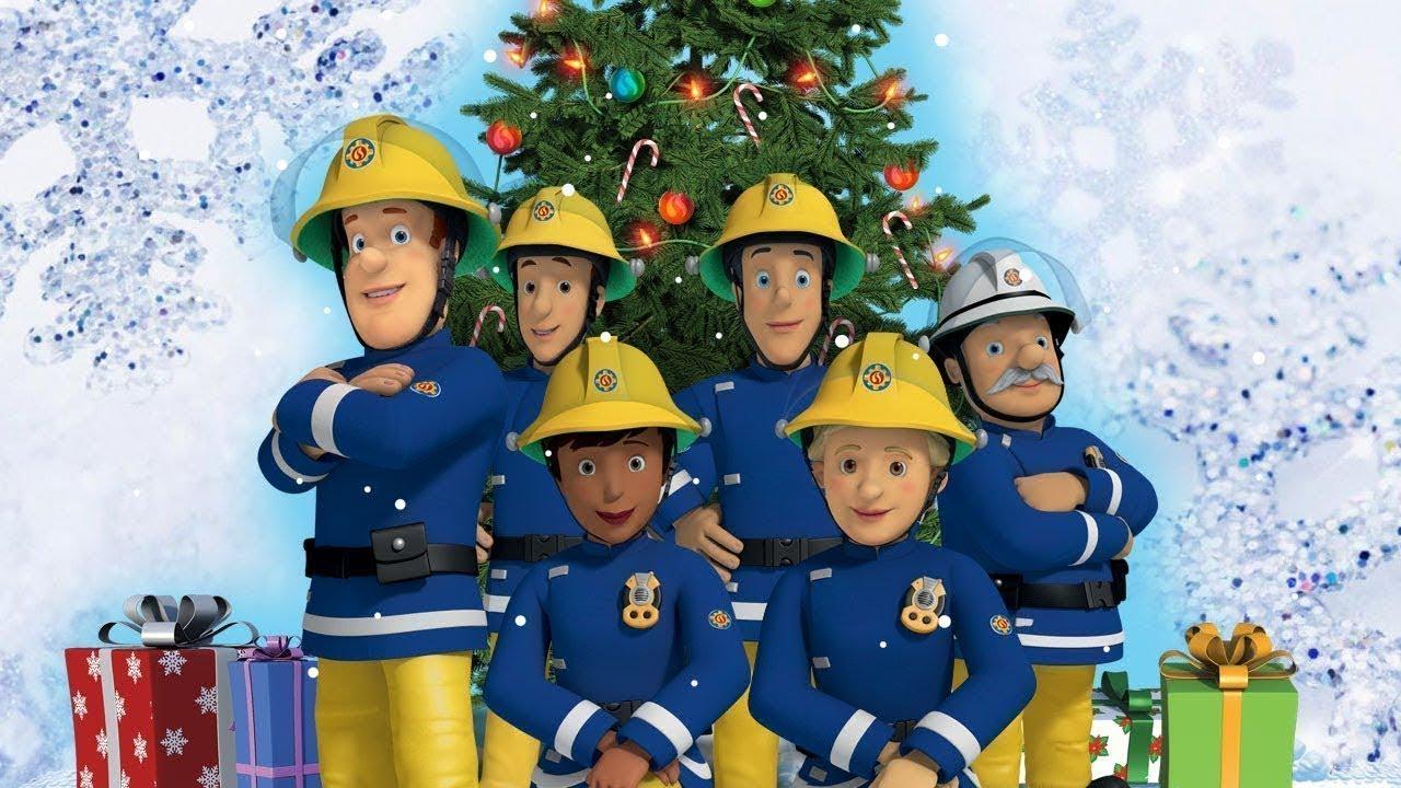 Sam a tűzoltó | Karácsonyi különlegesség ❄️ Karácsonyi apám megmentése ❄️ Rajzfilmek gyerekeknek